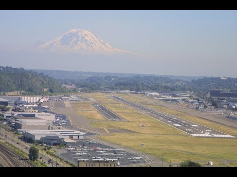 Disaster Zone - King County International Airport
