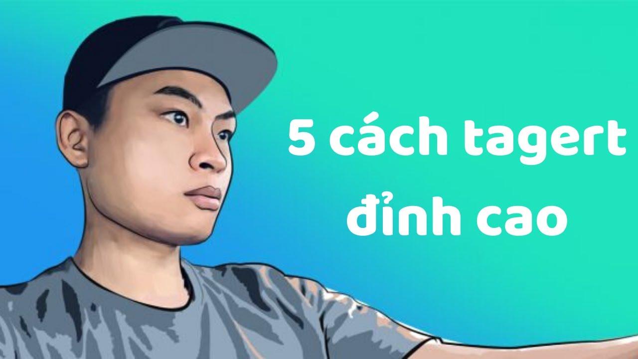 Bậc thầy quảng cáo Facebook Donnie Chu tiết lộ 5 cách TARGET khách hàng đỉnh cao