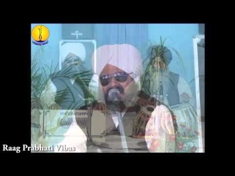 AGSS 2012 : Raag Prabhati Vibas - Prof Iqbal Singh ji