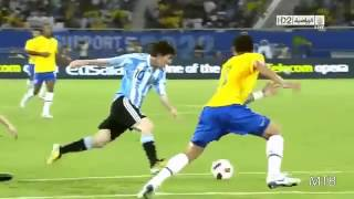 Messi is a dog, a sick man NEVER DIVES HD **ORIGINAL**