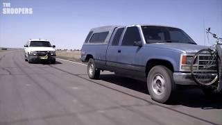 TOP #7 - Metodi dei Poliziotti USA per bloccare le auto