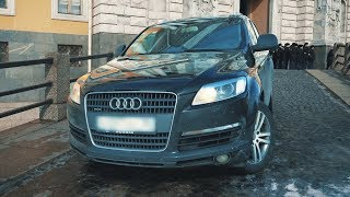 Понторезки. Audi Q7 За 500 Тысяч Рублей.