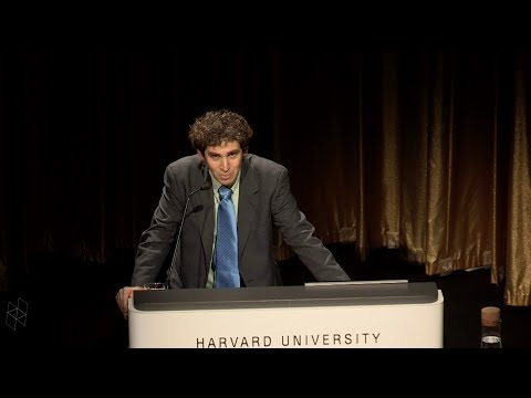 Frederick Law Olmsted Lecture: Aaron Sachs