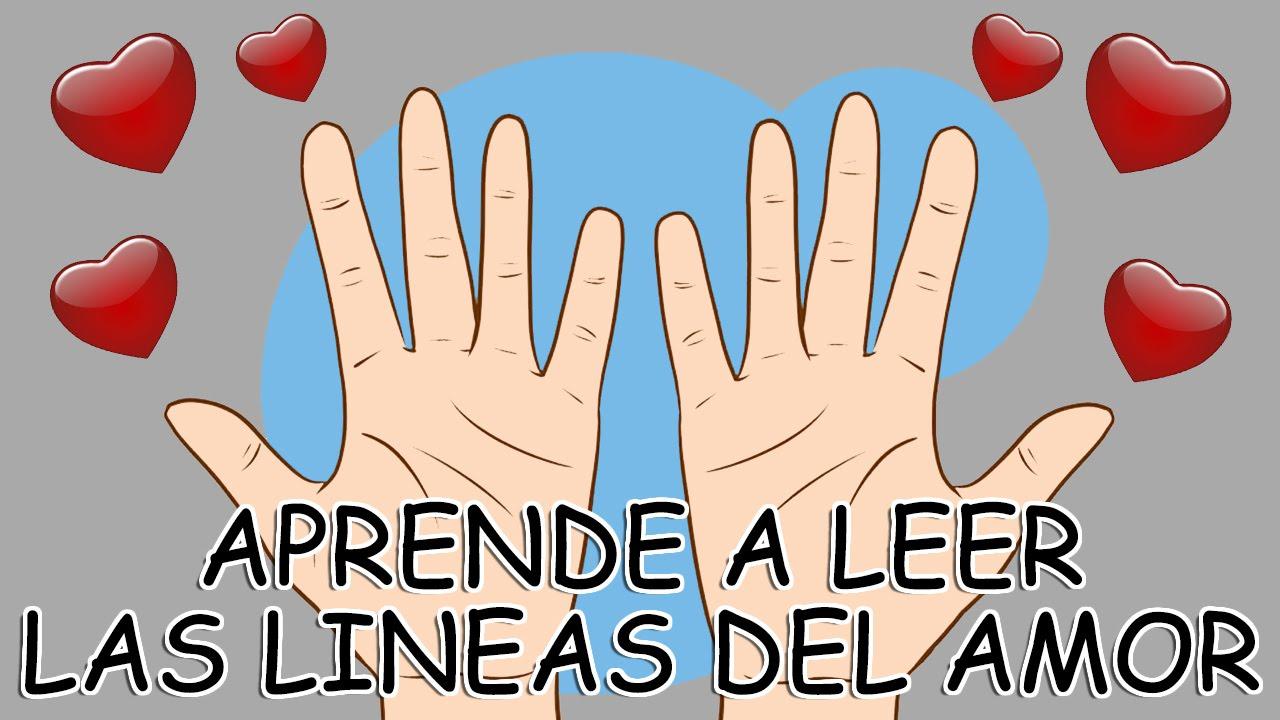 Como Leer Las Lineas De La Mano Aprende A Leer La Linea Del Amor