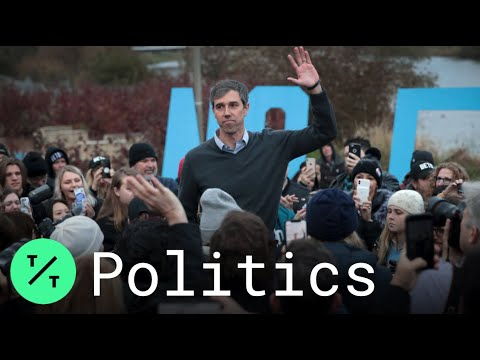 Trump abuses Beto O'Rourke after Texan quits Democratic race