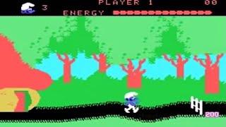 Smurf: Rescue in Gargamel's Castle (Coleco/ColVision 1982)