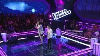 보이스코리아 시즌1 - 이은아 vs 선지혜 (백지영-잊지 말아요) 보이스코리아 the voice 8회
