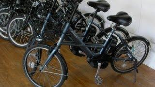 Japan Travel - Electric Bikes in Kamakura