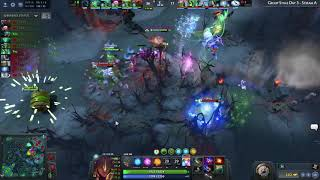 The International 2018 Dota 2 Clip #9  MIRACLE AND GH ARE GODS