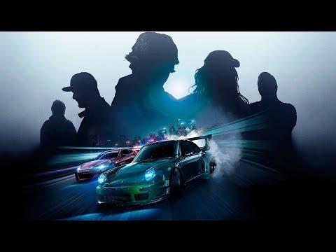 Игрофильм  Need for Speed (2015)
