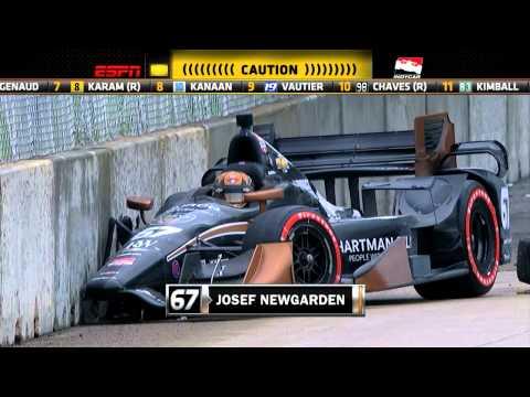 2015 Chevrolet Dual in Detroit Race 2