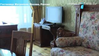 Гостиницы Москвы  Гостиница Метрополь   Hotels tv(, 2013-02-02T10:20:40.000Z)