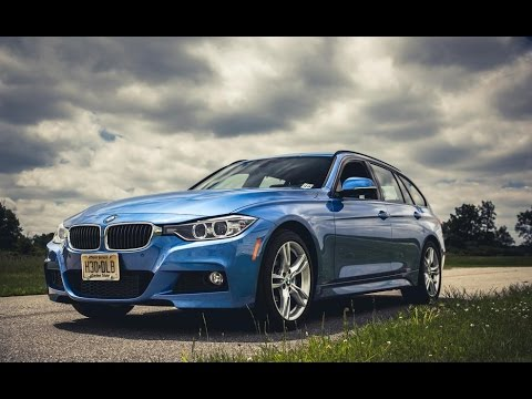 bmw 328d xdrive diesel sports wagon 2016 car review youtube. Black Bedroom Furniture Sets. Home Design Ideas