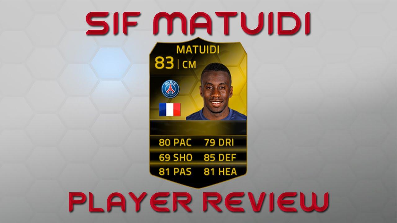 FIFA 19 Blaise Matuidi Review | FUTBIN