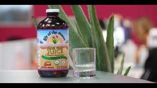 Is Aloe Vera Juice Safe To Drink? | Healthy Living | Fitness How To
