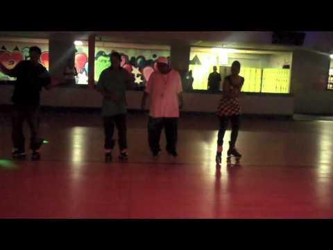Skaters Step to Deitrick Haddon's