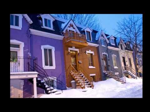 Un amour de quartier: Le Plateau Mont-Royal en hiver