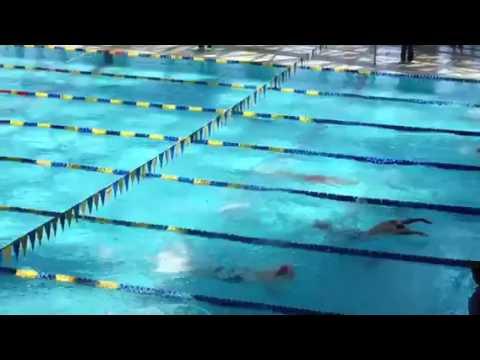 熊本マスターズ大会 100m個人メドレー57秒41