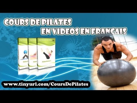 Cours De Pilates En Videos En Francais I Pilates Video