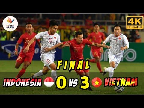 Indonesia vs Vietnam FINAL FULL TIME Goal & Highlight | Sea Games 2019