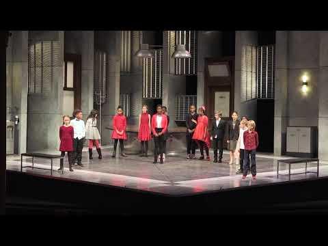 Ford's Theatre | The Lincoln Oratory Festival 2019, Lee Montessori PCS, D.C.