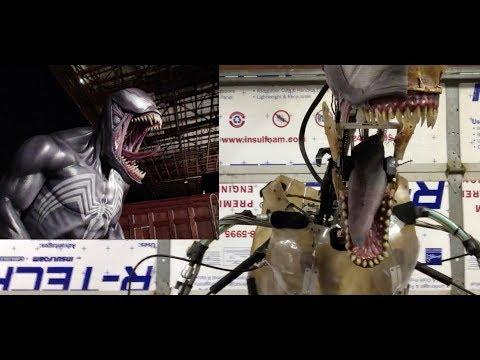 The Venom we ALMOST got in Spider-Man 3!