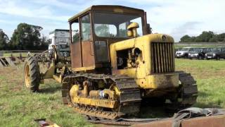Crawlers  & Tractors - Vintage Working Weekend