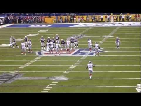 Super Bowl XLVI - Hail Mary, Brady to Hernandez