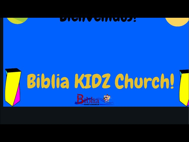 La Biblia KIDZ Church