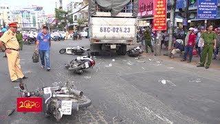 21 người thiệt mạng do TNGT trong ngày mùng 2 Tết Canh Tý