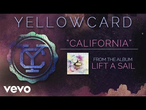 Yellowcard - California (audio)