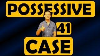 41. Английский: POSSESSIVE CASE / ПРИТЯЖАТЕЛЬНЫЙ ПАДЕЖ (Max Heart)
