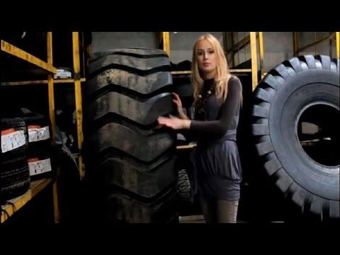 Типы протекторов шин для спецтехники