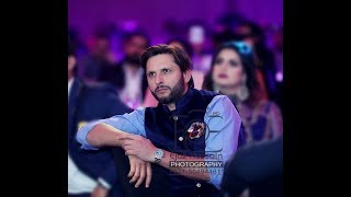 Shahid afridi and zareen khan in t10 league....||see what zareen has to say about shahid afridi ||