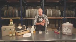 Making Apple Cider Vinegar: The Fermentation Process