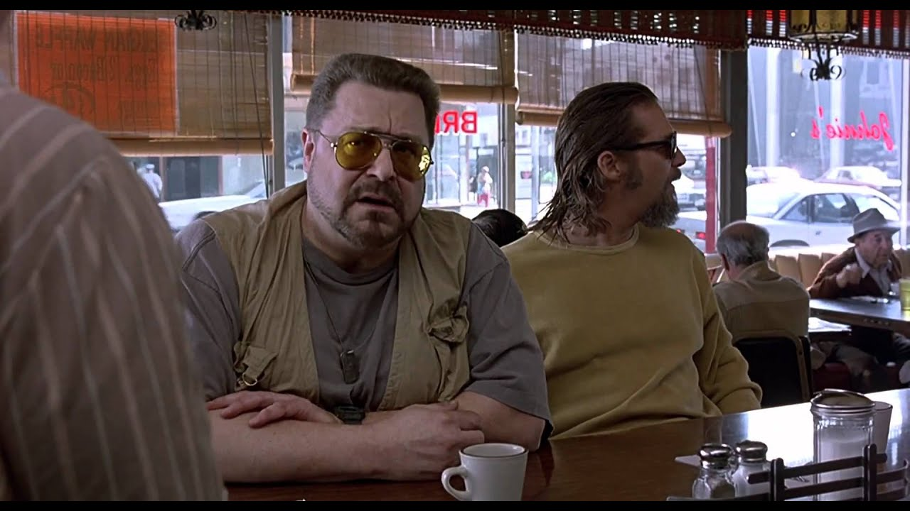 Image result for prior restraint john goodman big lebowski