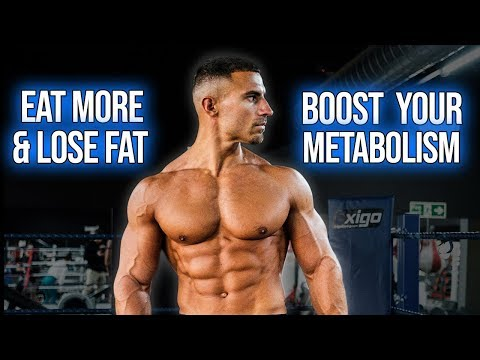 How To Boost Your Metabolism & Burn More Fat