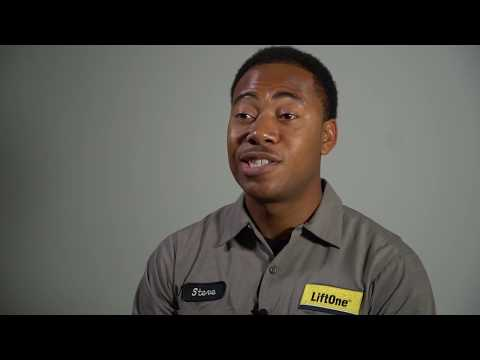 Why I Chose to become a Technician at LiftOne