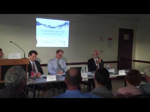 Drought Forum - Dry Times: A Conversation about California's Drought and Water Systems