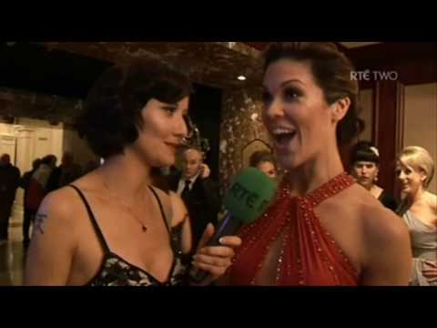 Jennifer Maguire insults celebs at The Style Awards