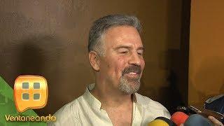 Ari Telch admite que tuvo una relación muy pasional con Susana Zabaleta | Ventaneando