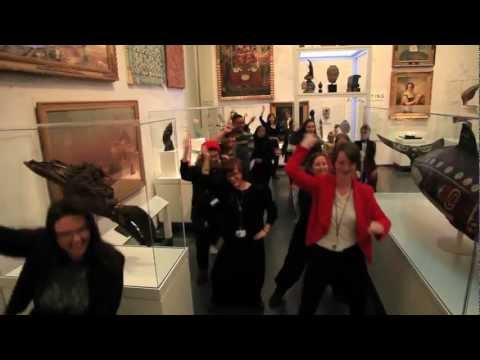 "Brooklyn Museum ""Gangnam Style"" Video in Support of Ai Weiwei"