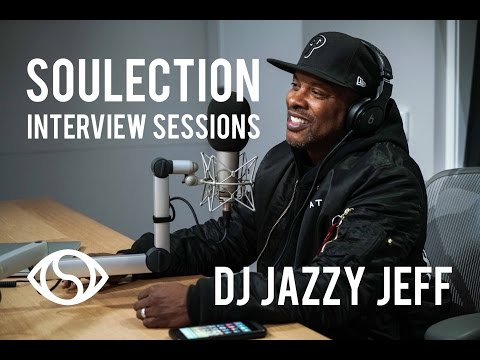 Jazzy Jeff speaks on PlayList Retreat, DJing at the White House, and more on Soulection Radio Thumbnail image