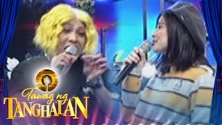 Tawag ng Tanghalan: Vice and Anne share their elementary memories