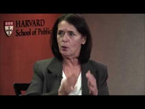 Lois Gibbs Speaking at Harvard