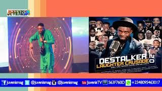 When God is Involved Negative is Dissolved -DestalkerDestalker Laughter Crusade 02