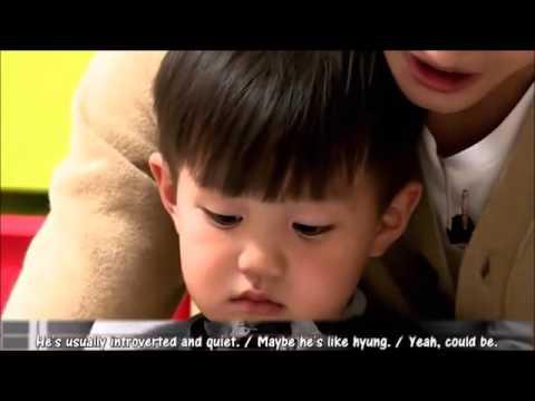 EXO Kai reunites with his baby doppelganger