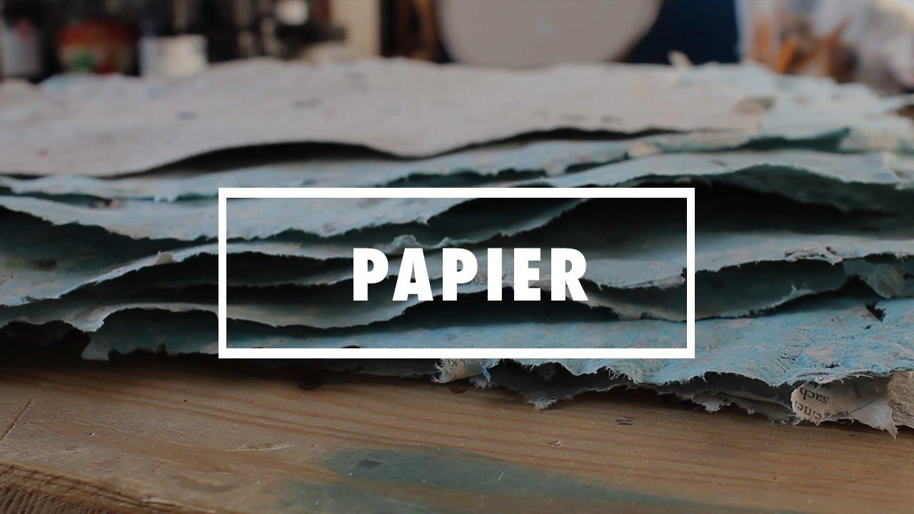 Altes Papier Selber Machen diy papier selber schöpfen