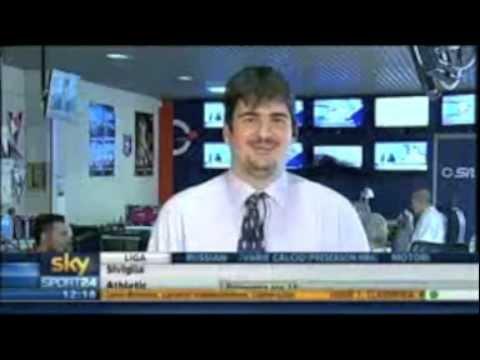 Sky Sport presenta: un uomo un inglese
