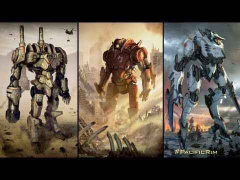 Pacific Rim - Jaegers: Mech Warriors Featurette